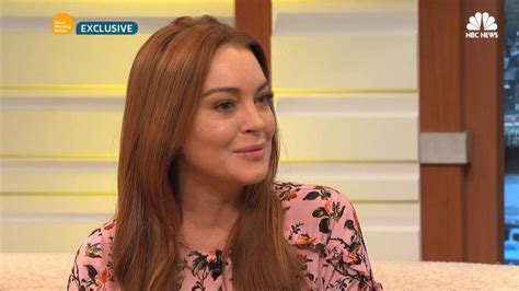 lindsay lohan says she was profiled while wearing