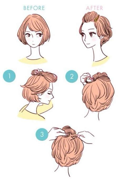 Anime Inspired Hairstyles by Anime Inspired Hairstyles Anime Amino