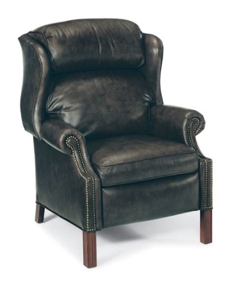 bradington young leather recliner bradington young chippendale recliner