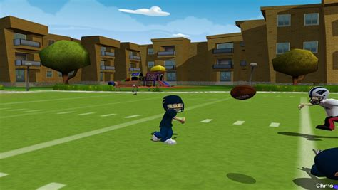 backyard football xbox backyard football 10 xbox 360 reviews family fun
