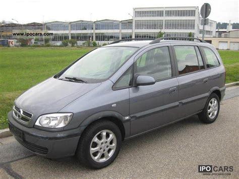 2005 opel zafira 1 6 njoy air alloy 7 seats top car