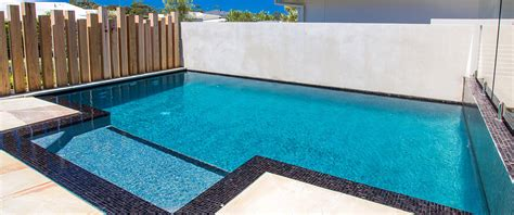 glass bead pool interior finishing options atlas pools