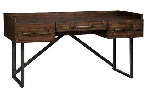 furniture starmore desk starmore 63 quot home office desk furniture homestore
