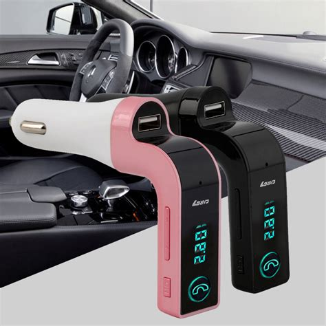 Car Charger 4 In 1 Bluetooth Fm Transmitter Mp3 G7 4 in 1 wireless free bluetooth fm transmitter mp3 player car charger alex nld