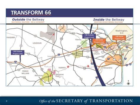 Transform 66: Inside the Beltway I 66 Hov Hours Inside The Beltway