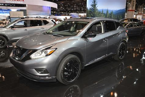 nissan rogue midnight edition nissan debuts midnight editions of maxima sentra altima
