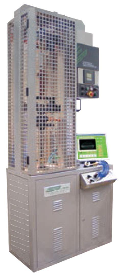 banco prova ammortizzatori test bench for shock absorbers precisa