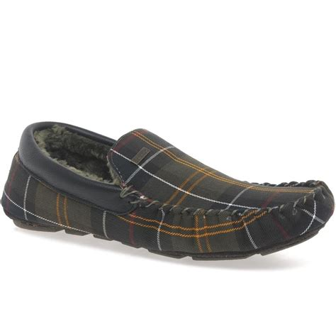 Tartan Slippers barbour tartan slipper the shoe bible