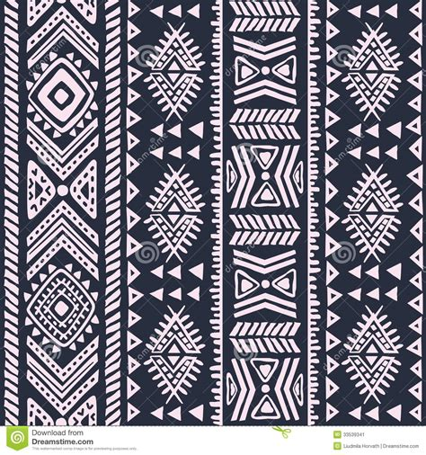 tribal pattern free stock abstract tribal pattern stock vector image of grunge