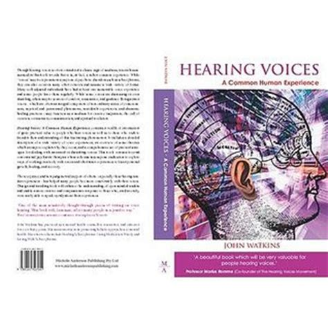hearing the voice of the customer books hearing voices by watkins reviews discussion
