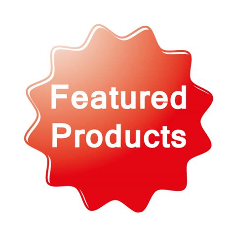 featured products featured products