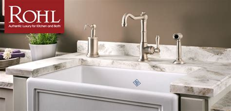 rohl kitchen sinks rohl faucets and rohl sinks fireclay satin nickle abt