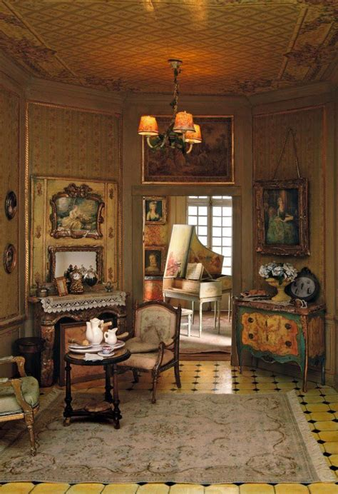 dollhouse room 447 best images about dollhouses miniatures on