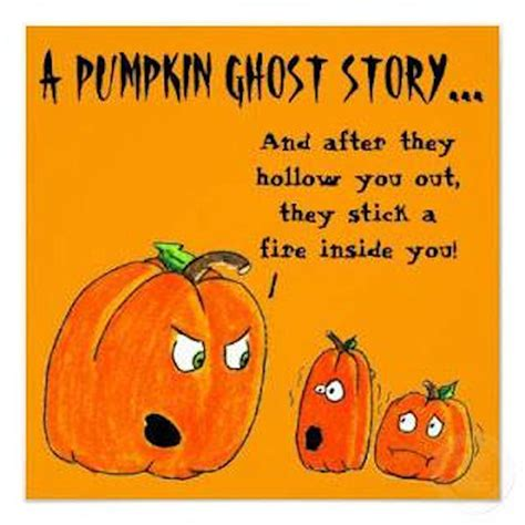 pumpkin jokes a pumpkin ghost story quotes