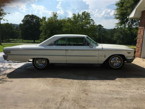ford v8 engine for sale 1963 ford galaxie 500 xl 2 door hardtop fastback with