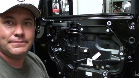remove door panels    jeep wrangler youtube