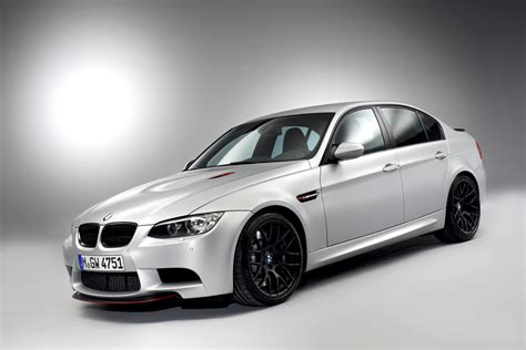 Bmw M3 Crt by Announced Bmw M3 Crt Lightweight Sedan With 450hp 3 483