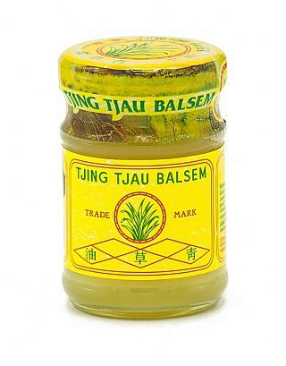 Tjing Tjau Balsam 36 Gr merken overige merken