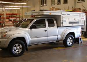 Wheels Pop Up Truck Four Wheel Cer Toyota Tacoma
