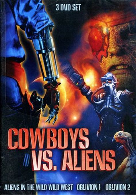aliens and the west cowboys vs aliens aliens in the west oblivion 1