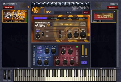 Vst The Orchestra kvr chinee orchestra se by kong audio orchestra vst plugin