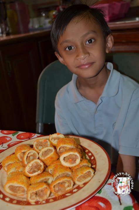 Minyak Goreng Ho Ya dapur mamasya risoles dadar gulung berlauk rangup