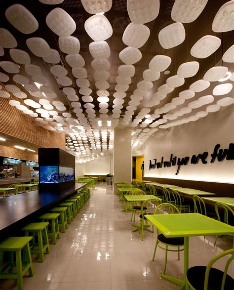interior design of food court food hall interior design food market rayong