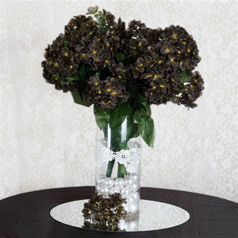 silk centerpieces 84 silk hydrangea flowers wholesale wedding bouquets