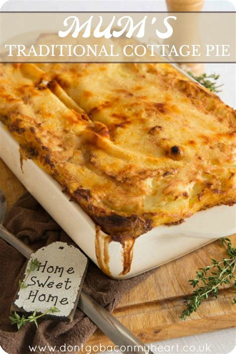 cottage pie simple recipe s traditional cottage pie don t go bacon my