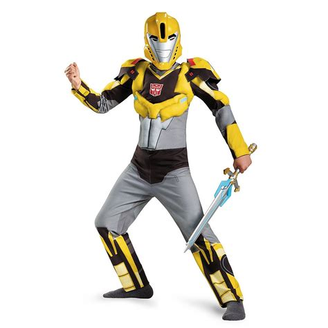 Robot Transformers Bumblebee transformers robots in disguise bumblebee costume for