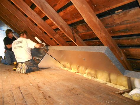 Attic Insulation Installation - attic insulation in cleveland akron canton ohio