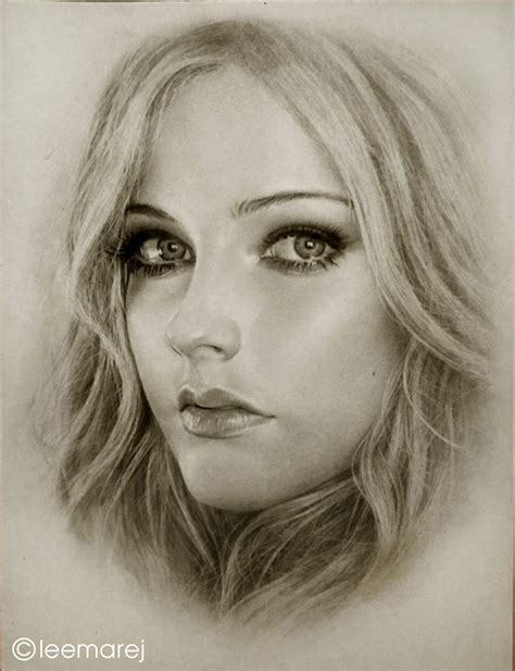 Drawing Realistic Faces by 16 Best Cool Things To Draw On Paper Images On