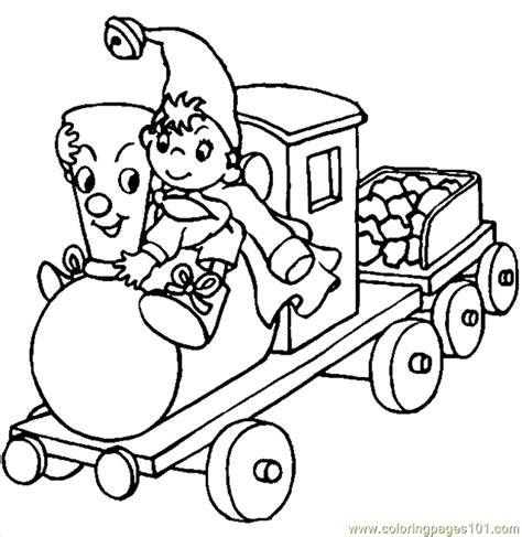 noddy coloring pages online noddy and the train coloring page free noddy coloring