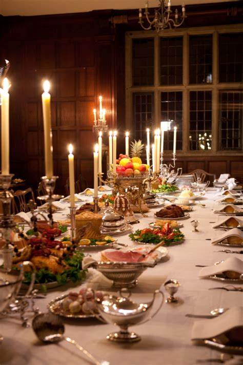 dinner tables pics food history jottings pride and prejudice a