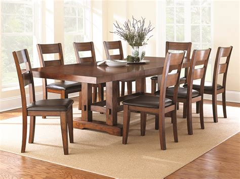 steve silver zappa 9pc dining room set the classy home