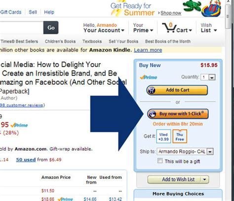 amazon one click reviewing the checkout process of 10 leading online