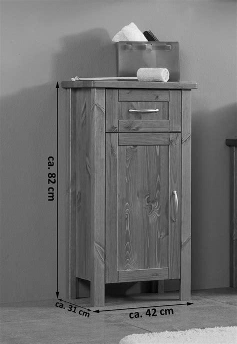 Badezimmer Unterschrank Kiefer by Sam 174 Bad Unterschrank Kiefer Honig Venedig G 252 Nstig