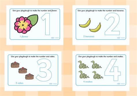 printable numbers 1 10 twinkl twinkl resources gt gt number playdough mats 1 10
