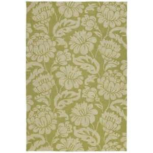 kaleen habitat calypso wasabi 4 ft x 6 ft indoor outdoor