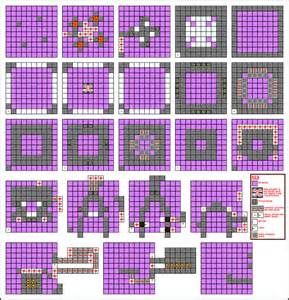Minecraft House Blueprints Layer By Layer I Made A Layer By Layer Schematic Of Etho S Blaze Farm