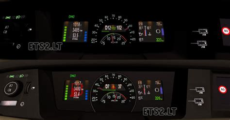 volvo truck dashboard all in one volvo fh16 dashboard ets 2 mods