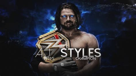 wwe themes mix wwe aj styles theme song mix cover acapella rock youtube