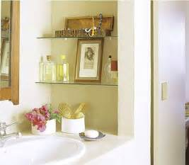 Ideas Small Bathroom by Creative Diy Storage Ideas For Small Spaces And Apartments