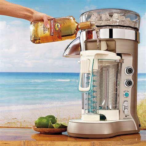 jimmy buffet margarita machine margaritaville 174 bali frozen concoction maker 174 with self