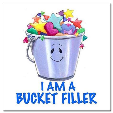 Bucket Filler Template