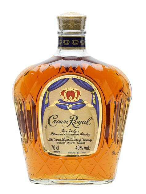 seagrams 7 carbohydrates crown royal becomes beverage brand to