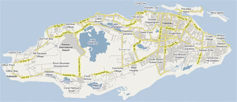 map of new providence electronic dictionary of bahamian edbe with wiki