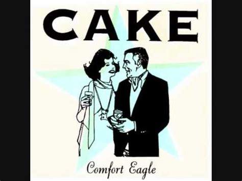 cake comfort eagle album cake arco arena youtube