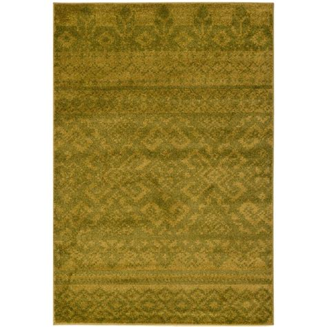 safavieh adirondack green green 8 ft x 10 ft area