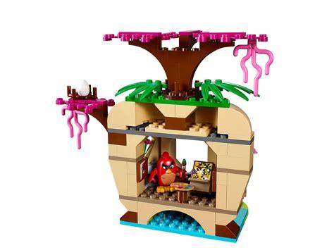 Lego Angry Bird 1 18 ab 32 95 bird island egg heist 75823 lego angry